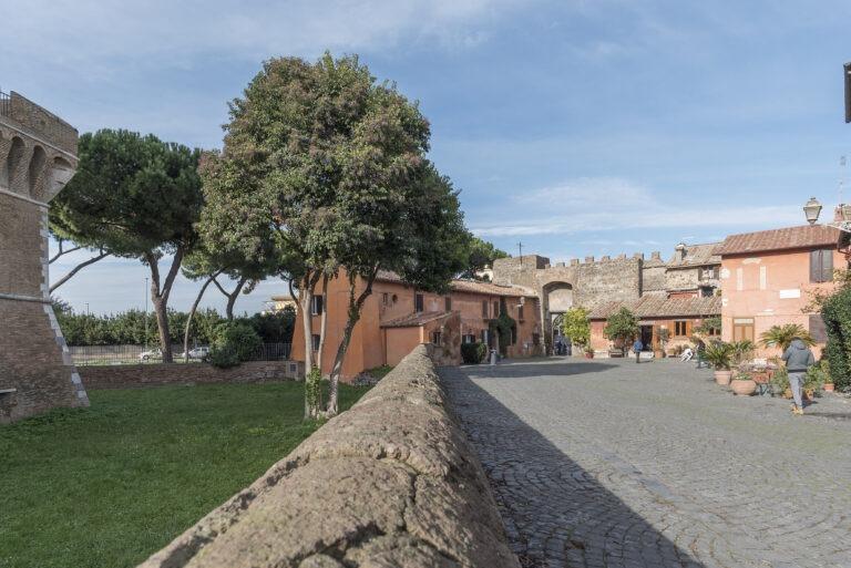 The Borgo di Ostia Antica: the village that you don't expect