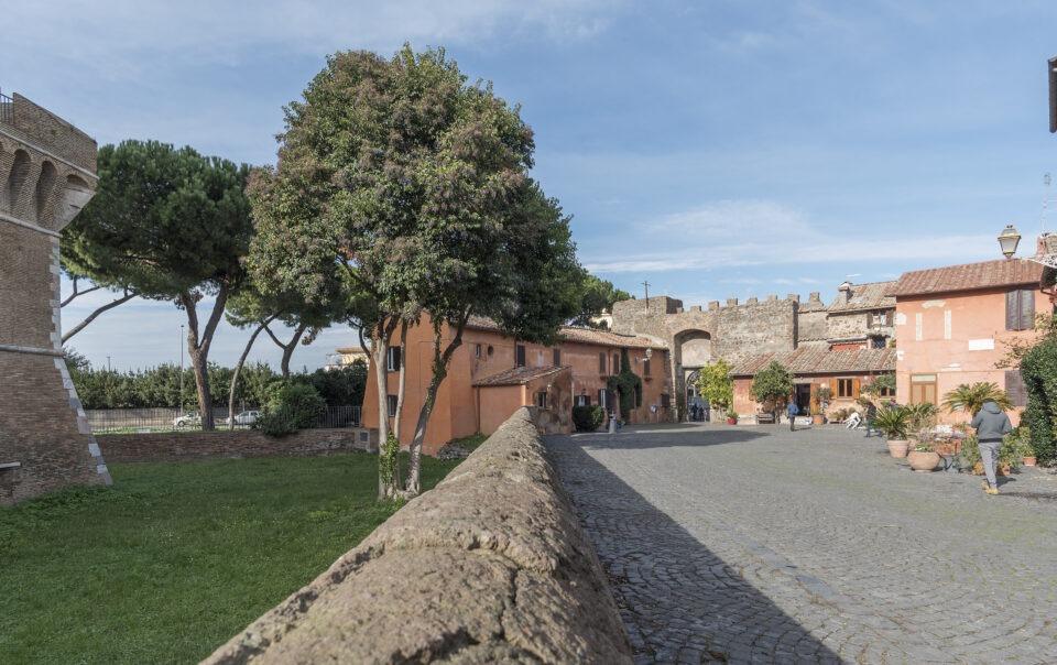 Il Borgo di Ostia Antica : il borgo che non ti aspetti